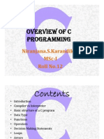 12 Cprogramming