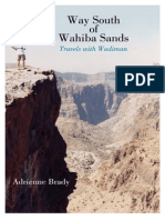 Way South Of Wahiba Sands - Travels With Wadiman by Adrienne Brady
