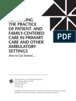 Www.ipfcc.org PDF GettingStarted-AmbulatoryCare