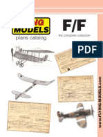 Flying Models Catalog