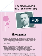 vygotsky 1896-1934
