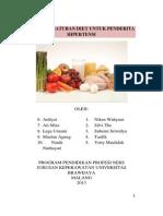 Buklet Diet Hipertensi