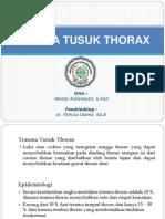 Trauma Thorax (BEDAH)