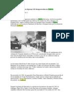 4 dictaduras militares dejaron 110 desaparecidos en Bolivia.doc