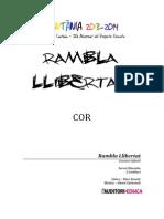 CANTÀNIA 2014-Rambla Llibertat (cor)