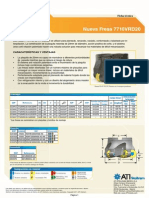 Data Sheet 7710VRD20 Spanish v3