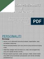 Pembentukan Personaliti & Konsep Kendiri