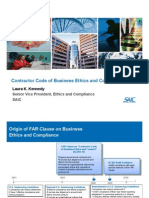 Contractor Code of Business Ethics and Conduct FINAL