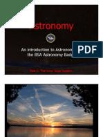 Astronomy Part1