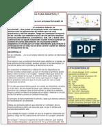 Detector de Presencia Para Robotica y Alarmas