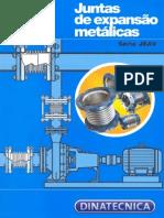 Dinatecnica - Juntas de Expansão Metálicas - JEAV