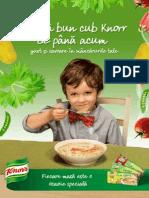 Cub Knorr de Pana Acum Gust Si Savoare in Mancarurile Tale