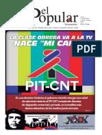 El Popular 245 PDF Órgano de prensa del Partido Comunista de Uruguay.