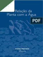 Livro A RELAÇÃO Agua - Solo