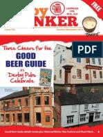 Camra Derby Drinker OCTOBER/NOVEMBER 2013