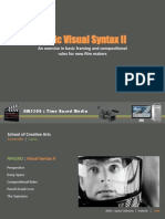 Uni Experience - Visual Syntax (Part 02)