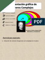 Clase 3 Representacion Grafica de Complejos
