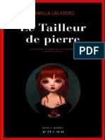Lackberg,Camilla-[Erica Falck-3]Le Tailleur de Pierre(Stenhuggaren)(2005).OCR.french.ebook.alexandriZ