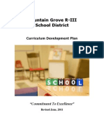 Curriculum Development Plan 11