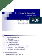 1 Eco Monetaria Moeda