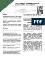 Articulo Medicion Osciloscopio de Sensores y Actuadores