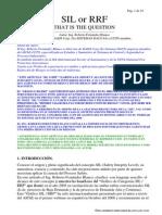 SN 516 11 Articulo SIL or RRF Para CCPS