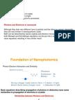 Foundation of Nanophotonics