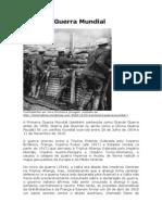 primeiraguerramundial-090510143310-phpapp01