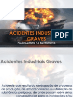 Acidentes Industriais Graves