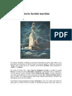 Istoria farului maritim