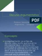 1unidad Partelv Discursoargumentativo 121013125509 Phpapp02