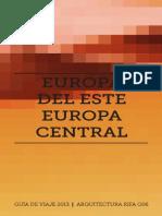 Guia5 Europa Este Centro Balcanes