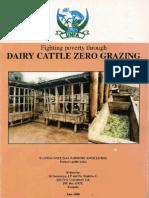 Dairy Cattle Zero Grazing