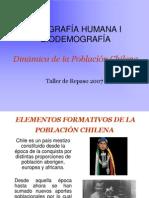 Geografía Humana I 2007