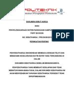 Dokumen Sebutharga Ppd-sh 08-2013