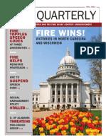 Fire Fallquarterly 2013 Final