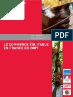 Etude Commerce Equitable 2008