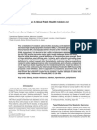 Metabolic syndrome-public health problem