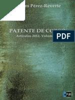 ArturoPerezReverte.patenteDeCorso2012 I.1.0