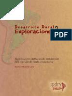 Desarrollo Rural en Sudamerica