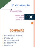 objectif de securité (1)