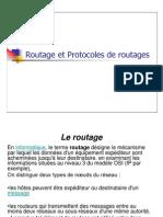 Routage Et Protocoles de Routages