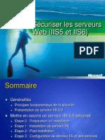 Securiser Les Serveurs Web IIS5 Et IIS6