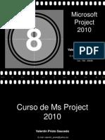 Presentación Ms Project 2010