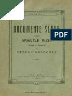 Documente Slave Berechet