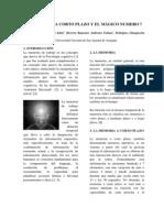 Articulo LA MEMORIA A CORTO PLAZO Y EL MÁGICO NUMERO 7