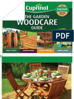 Cuprinol Garden Woodcare Guide