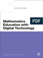 Mathematics Education With Digital Technology (Che_G) IPPRG