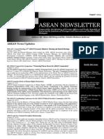 ASEAN Newsletter Aug 2013