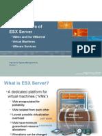 Vmware - ESX Structure